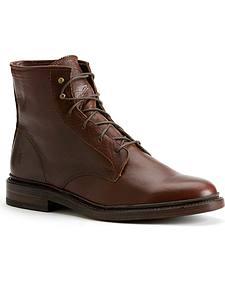 Frye Men's James Lace-up Boots