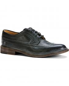 Frye Men's James Wingtip Oxford Shoes - Round Toe