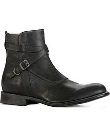 Frye Men's Jayden Crosstrap Boots - Round Toe