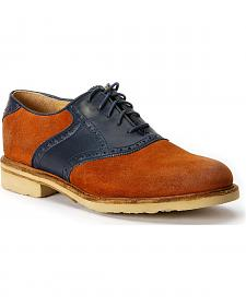 Frye Men's Jim Saddle Shoes