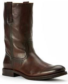 Frye Men's Jonathan Roper Boots - Round Toe