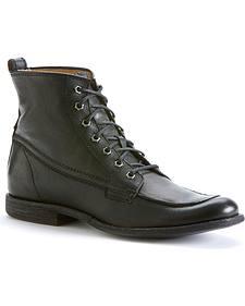 Frye Men's Phillip Work Boots - Round Toe