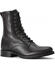 Frye Men's Rand Lace-up Boots - Round Toe