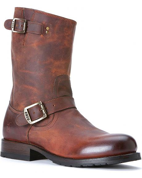 frye s rogan engineer boots sheplers