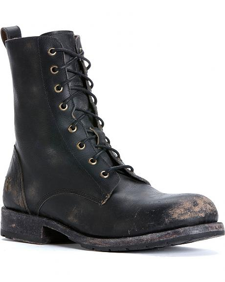 Frye Men's Rogan Tall Lace-up Boots - Round Toe