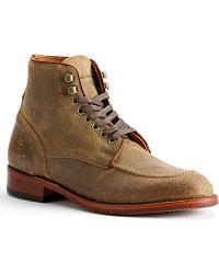 Men's Lace-Up Boots & Shoes