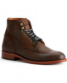Frye Men's Walter Lace-up Boots - Round Toe