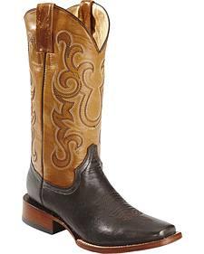 Ferrini Primo Cowboy Boots - Square Toe