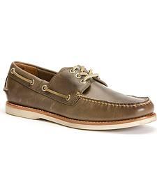 Frye Men's Sully Boat Shoes