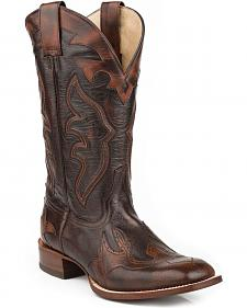 "Stetson Men's Ryder 11"" Boots - Square Toe"