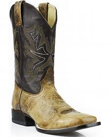 "Stetson Men's Elija 11"" Boots - Square Toe"