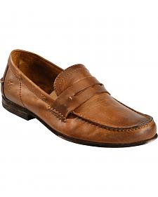 Frye Lewis Leather Penny Loafers