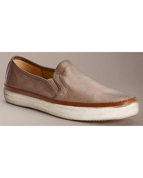 Frye Gavin Slip On Shoes