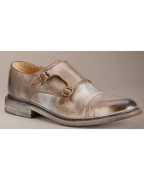 Frye Men's James Double Monk Shoes