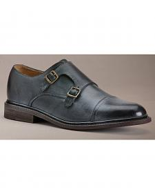 Frye Men's James Double Monk Shoes