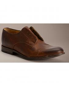 Frye Harvey Cap Toe Shoes