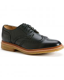 Frye James Crepe Wingtips