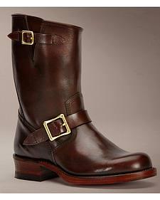Frye Engineer Artisanal Boots