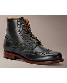 Frye Men's Arkansas Wingtip Boots
