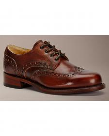 Frye Men's Arkansas Wingtip Shoes