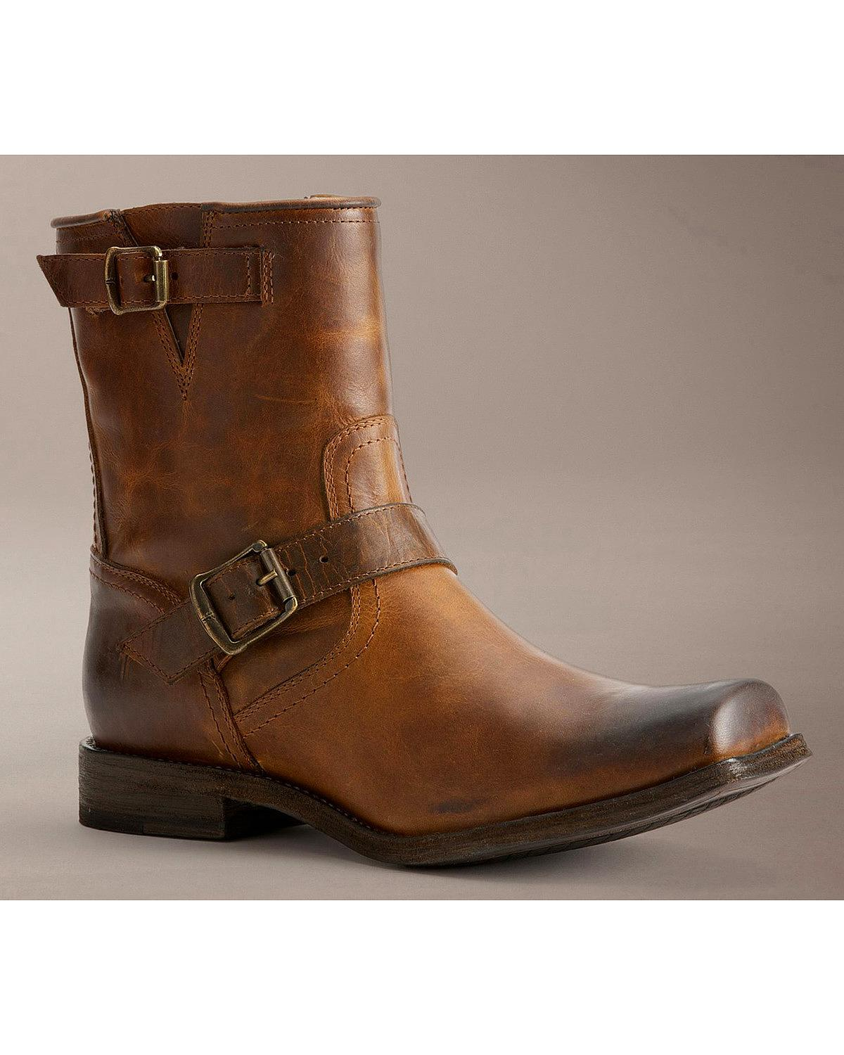 frye s smith engineer boot 87077 ebay
