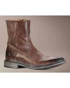 Frye Men's James Inside Zip Boots