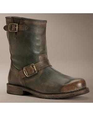 Frye Wayde Engineer Pull On Boots