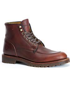 Frye Arkansas Moc Toe Boots