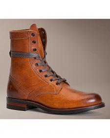 Frye Engineer Tall Lace Up Boots