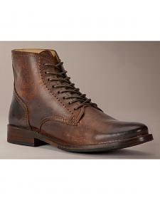 Frye Oliver Lace Up Boots