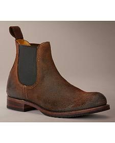 Frye Logan Chelsea Boots
