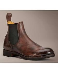 Frye Men's Logan Chelsea Boots