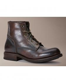Frye Sutton Midlace Boots