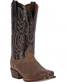 Dan Post Missoula Cowboy Boots - Square Toe