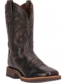Dan Post Cayenne Chocolate Diamond Pro Cowboy Boots - Square Toe