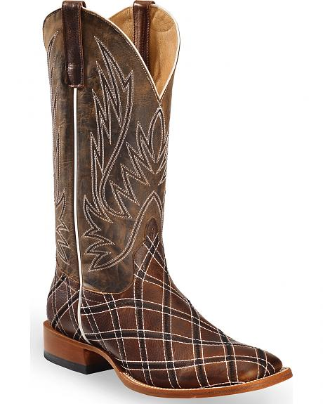 Anderson Bean Boots Horse Power Men's Sabotage Western Boots - Square Toe