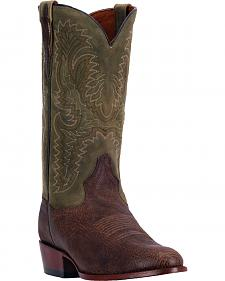 Dan Post Men's Cowboy Boots - Round Toe