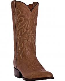 Dan Post Men's Milwaukee Cowboy Boots - Round Toe