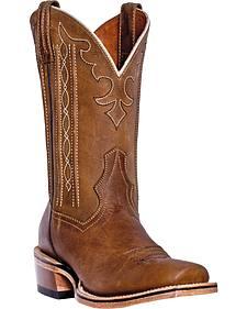 Dan Post Spritzer Cowboy Boots - Square Toe