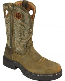 Twisted X EZ Rider Cowboy Boots - Round Toe