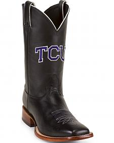 Nocona Men's Texas Christian University Horned Frogs College Boots - Square Toe
