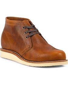 Chippewa Men's 1955 Original Modern Suburban Boots - Round Toe