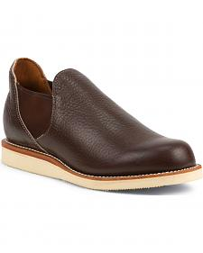 Chippewa Men's 1967 Original Brown Romeo Shoes