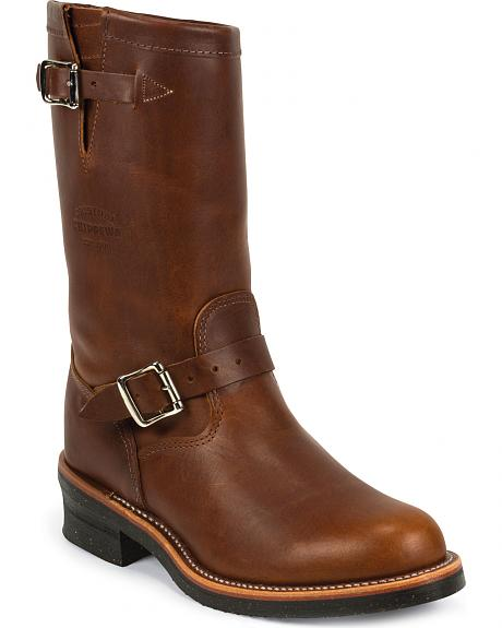 Chippewa Boot Company Renegade Engineer Boots - Round Toe