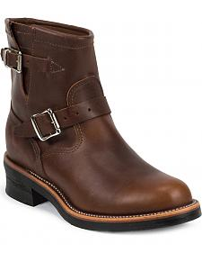 Chippewa Men's Renegade Engineer Boots - Round Toe