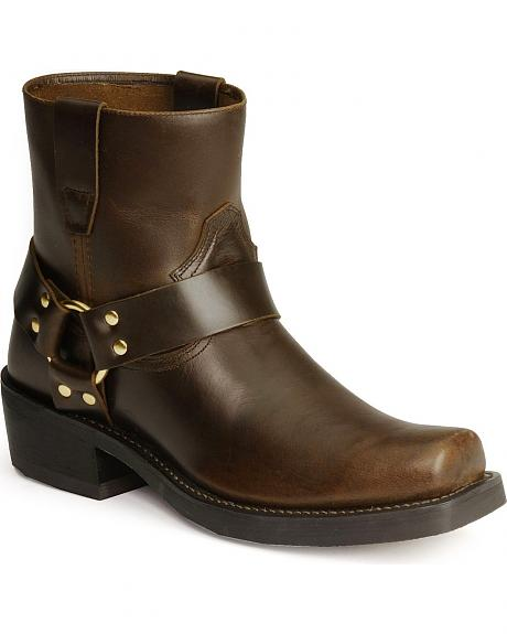 Durango Short Harness Boots