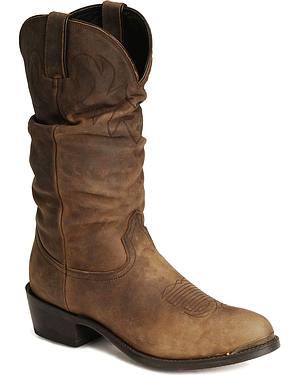 Durango Slouch Cowboy Boots