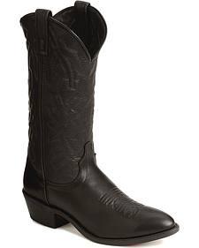 Laredo Deertan Cowboy Boots