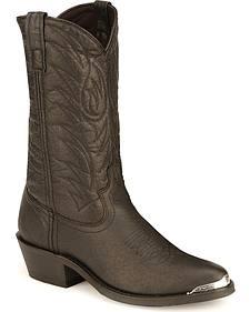 Laredo Trucker Boots - Round Toe