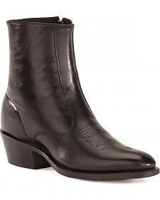 Laredo Zipper Boots - Square Toe